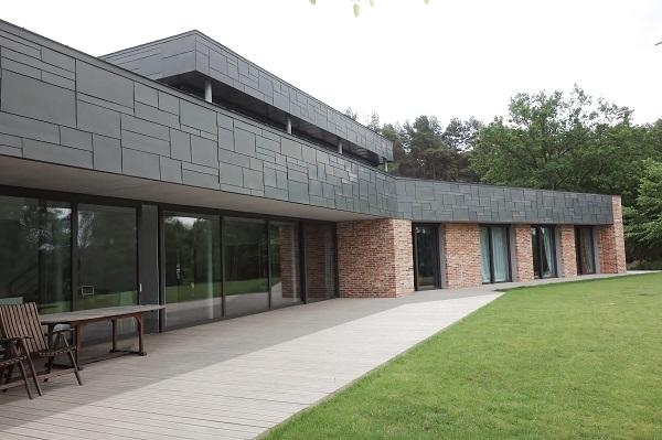 projekt architektoniczny rezydencji pod Poznaniem - projektowanie wnętrz Prima Wrocław
