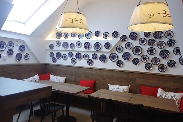 projekt architektoniczny wnętrza hotelu Jakubus nad Stajnią - projektowanie wnętrz Prima Wrocław