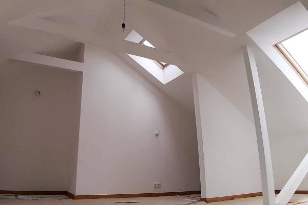 projekt architektoniczny domu we Wrocławiu - projektowanie wnętrz Prima Wrocław - realizacje